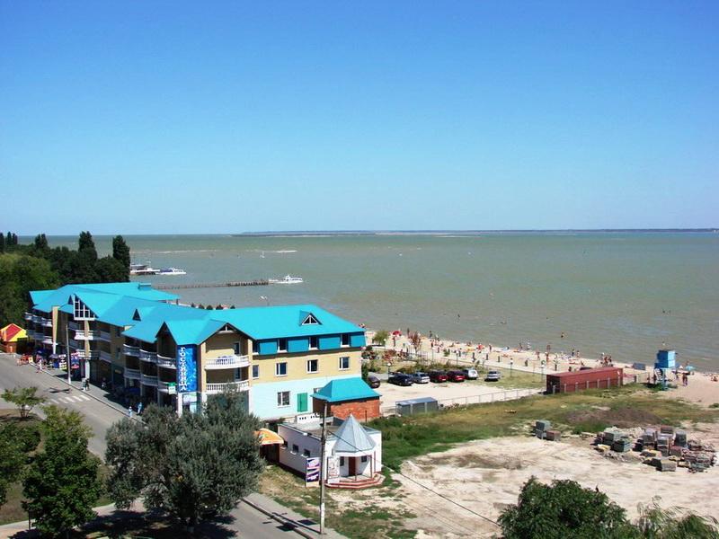 фото на море азовское море
